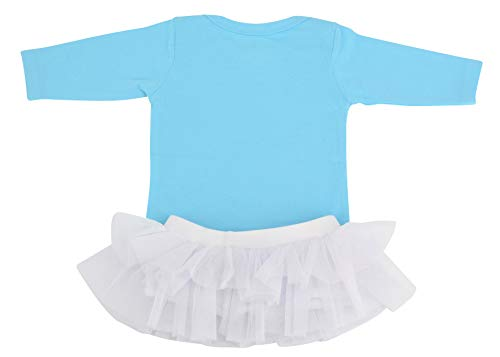 a79926fb0 Layette Sets – Unique Baby Girls 1st Christmas Outfit Cold Outside Onesie  Tutu Set (6 Mo) White